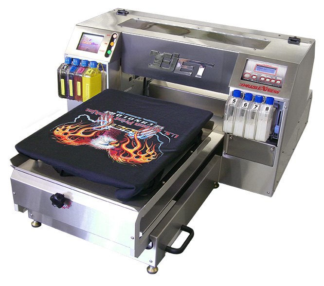 New t jet blazer express t shirt forums for Epson t shirt printer