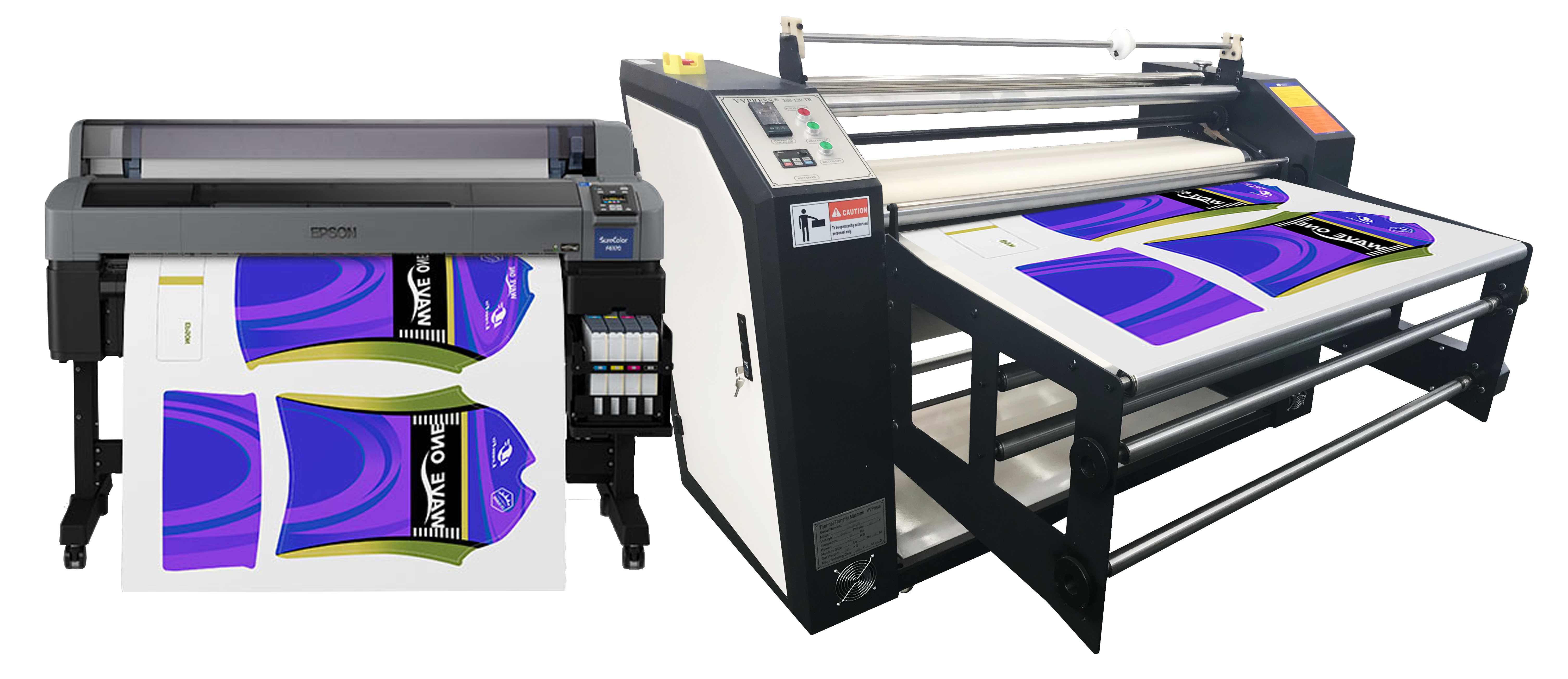 Epson Dye Sublimation Printers | Equipment Zone
