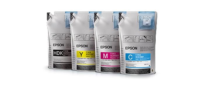 Epson UltraChrome DS ink