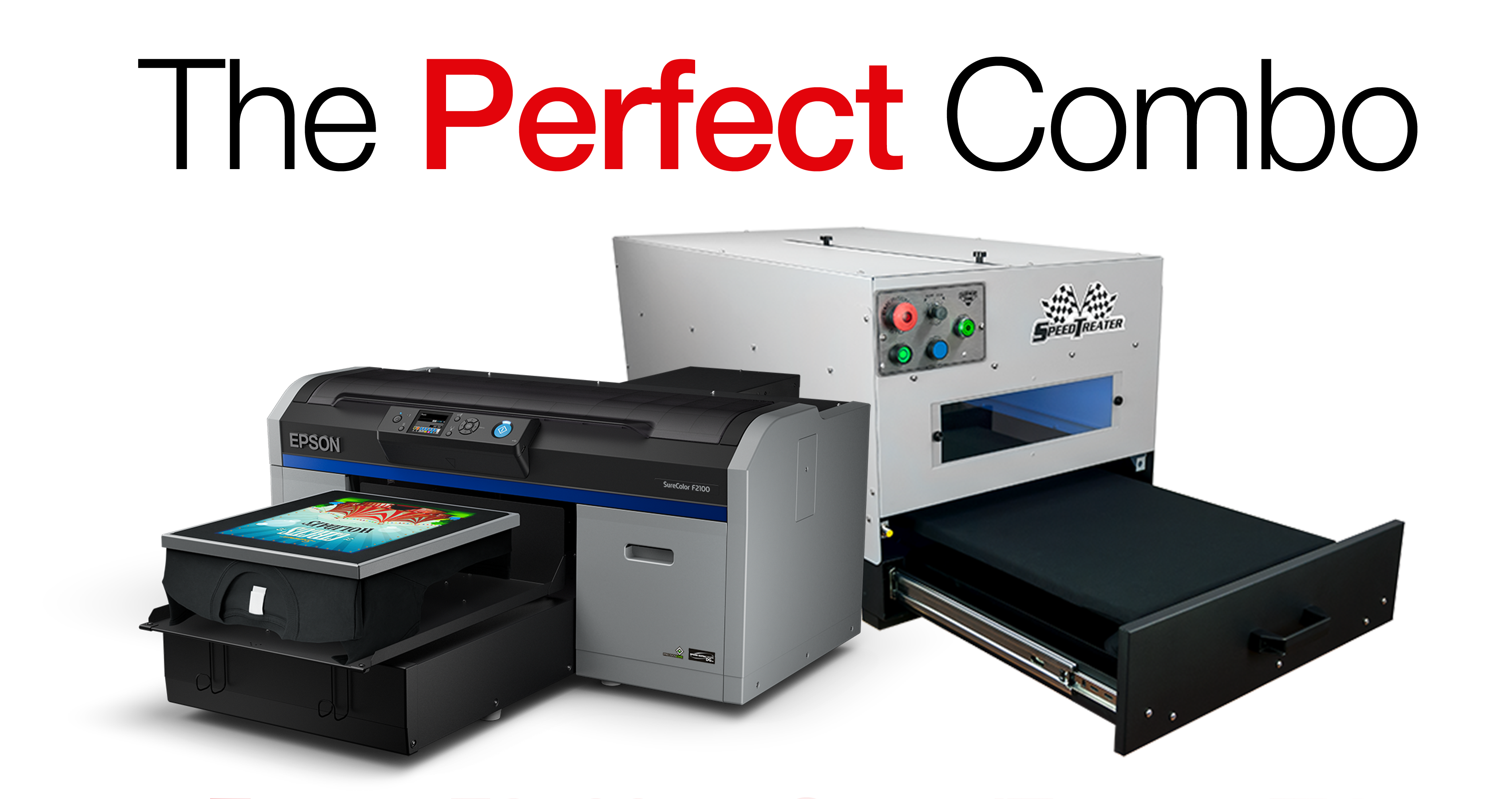 The Perfect Combo - Epson F2100 and SpeedTreater-TX