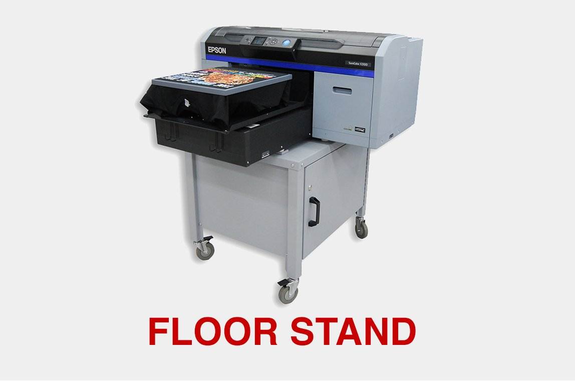 Epson F2100 DTG Printer - Direct To Garment Source