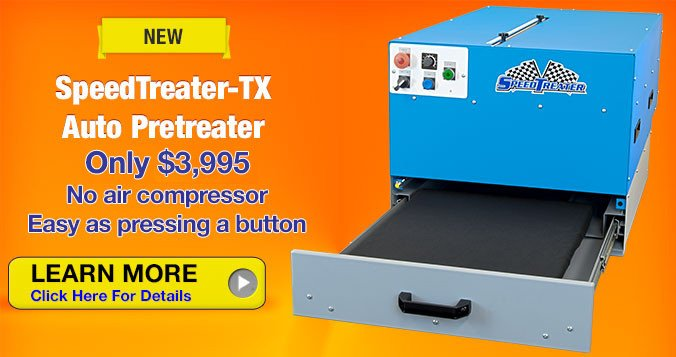 SpeedTreater-TX Automatic Pretreatment System