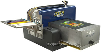 DTG Kiosk Direct-to-Garment Printer