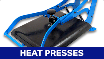 Direct To Garment Heat Presses