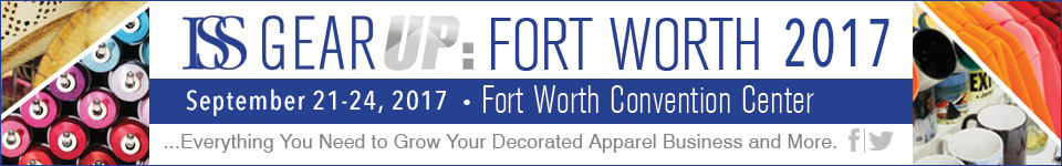 ISS Show Fort Worth 2017 Banner